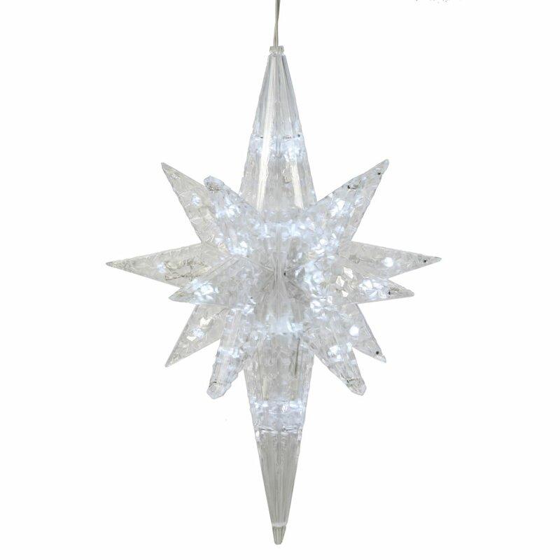 star bethlehem 50 led light