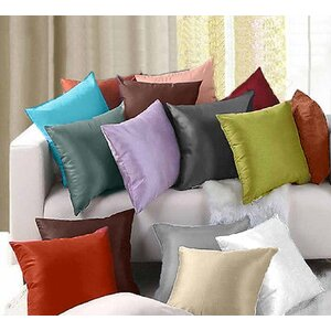 Kiera Square Throw Pillow
