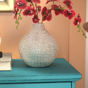 Westall Decorative Ceramic Spike Table Vase