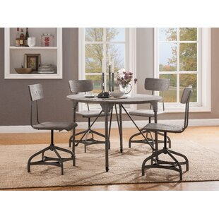 Chicago Round 5 Piece Dining Set