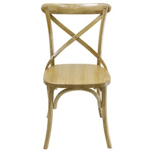 Tarun Solid Wood Dining Chair (Set of 2) by Gracie Oaks