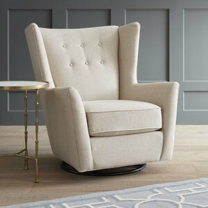 Myles Swivel Glider