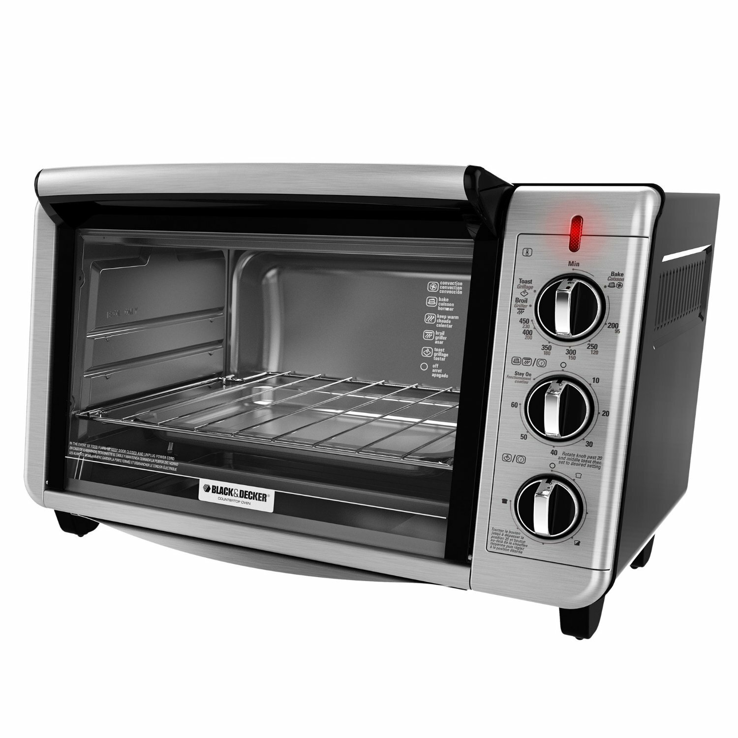 decker toaster wide p extra wid oven prod qlt hei slice black