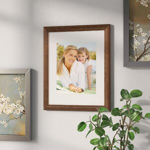 Solid Wood Picture Frame (Set of 4)