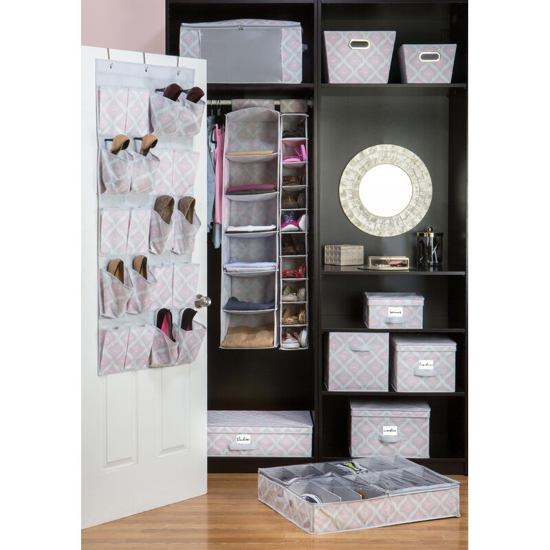 Closet Can Collapsible Fabric Storage Cube