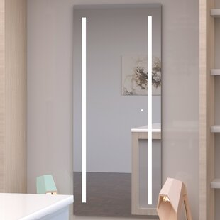 Lighted Full Length Mirrors Youll Love Wayfair