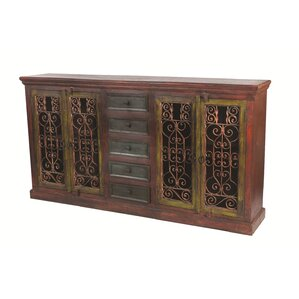 Arvada 5 Drawer Sideboard by MOTI Furniture