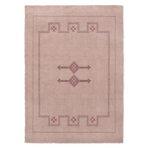 Stellan Silk Pink Area Rug