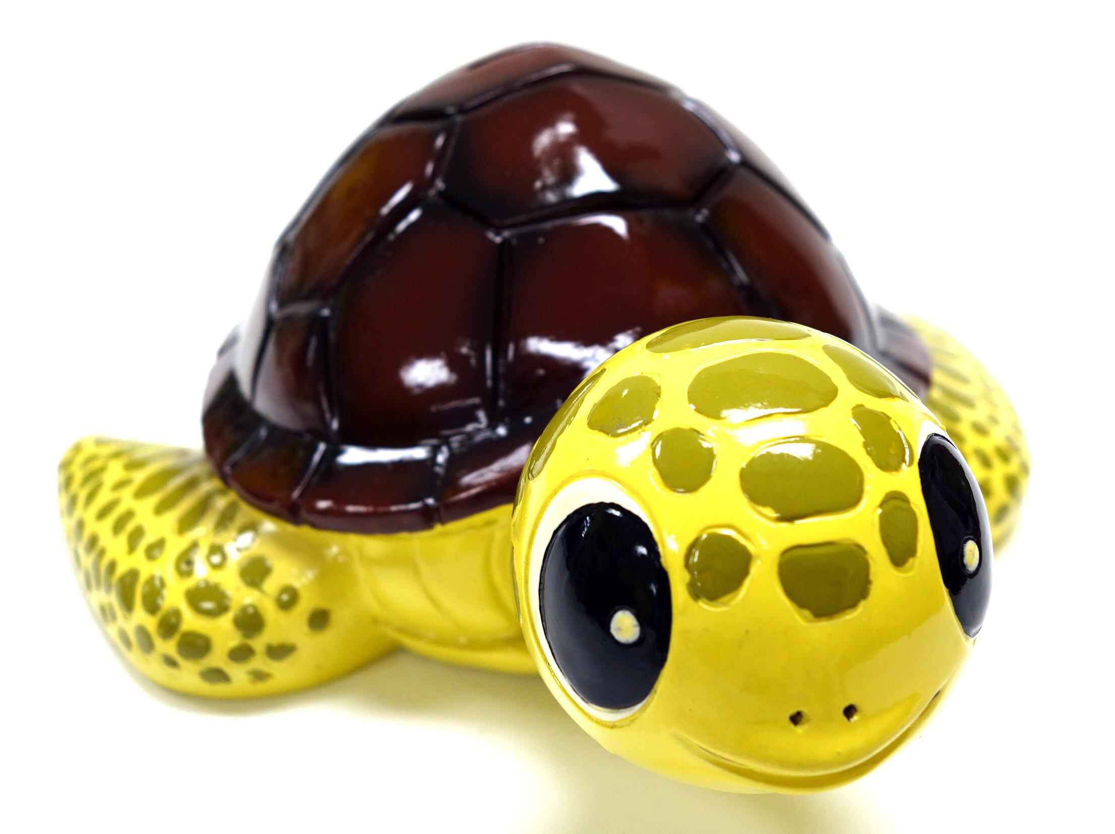 KMPG Sea Turtle Jumbo Coin Bank | Wayfair