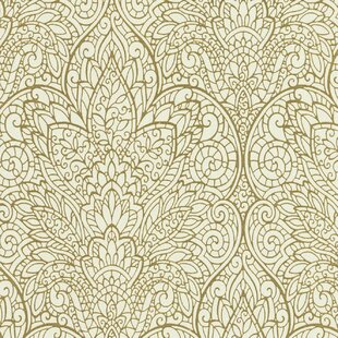 Foiled Gold Wallpaper Youll Love