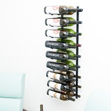 Wall Mounted Metal Wine Rack modern wine racks | allmodern