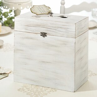 Reception Wedding Card Boxes   Wayfair