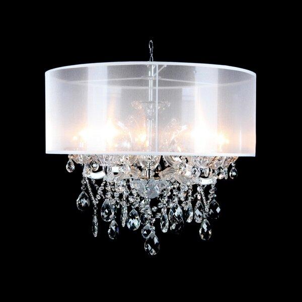Hanging Champagne Crystal Chandelier Lamp Lighting Drop Pendant Prism Pack of 13