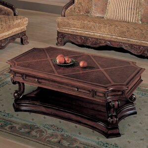 Sterling Coffee Table by Astoria Grand