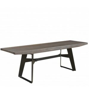 Galvan Wood Bench by Union Rustic