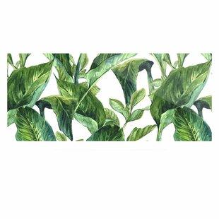 banana leaf art wayfair