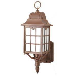600 Series 1-Light Outdoor Sconce