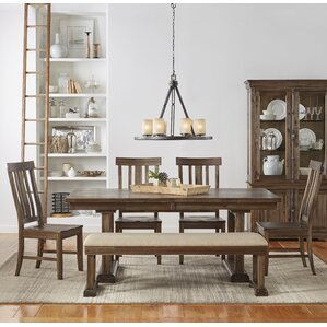 Stotts 5 Piece Dining Set by Laurel Foundry Modern Farmhouse