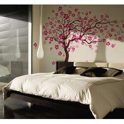 Cherry Blossom Tree Wall Decal Amazing Design