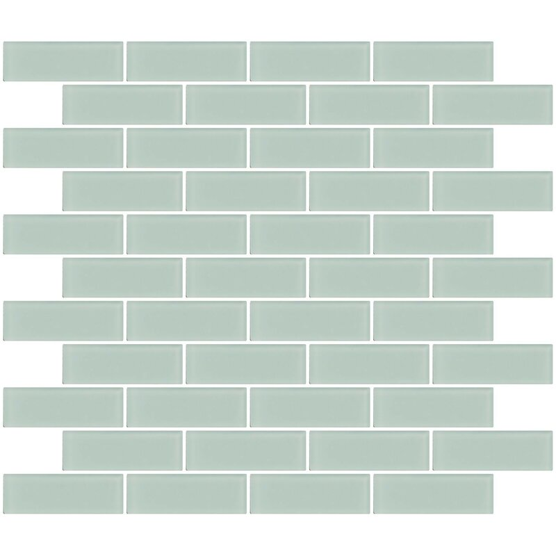 Susanjablon Architects Overstock Frosted 1 X 3 Glass Subway Tile