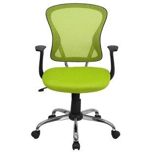 green desk chairs you ll love wayfair rh wayfair com green office chair cover green office chair ikea