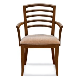 Sofian Upholstered Wood Dining Chair by L..