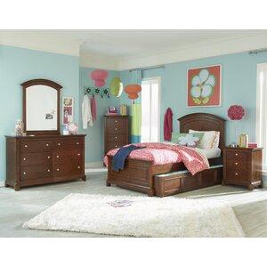 Dustin Panel Configurable Bedroom Set