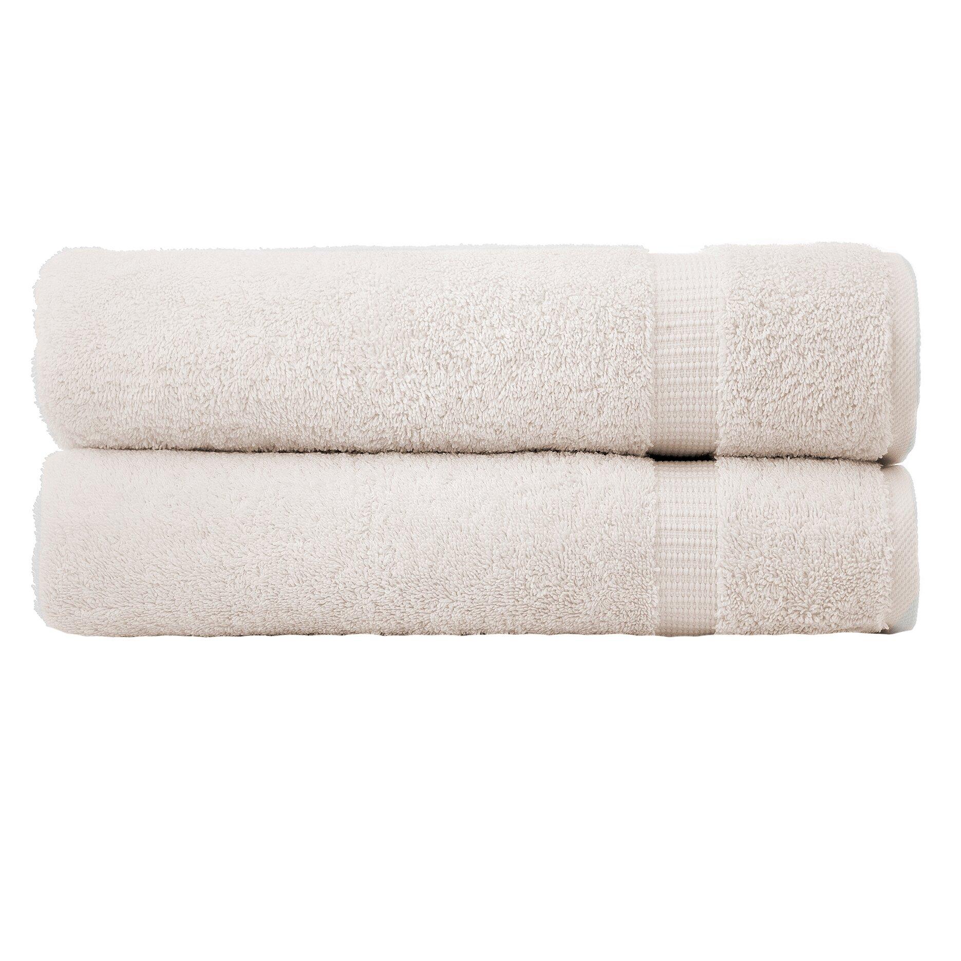 Makroteks Textile L.L.C. Cambridge Luxury Bath Towel & Reviews ...