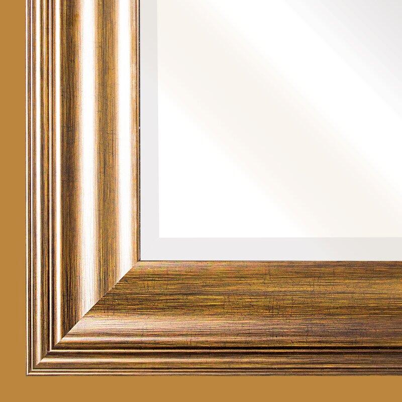 Bloomsbury Market Hugo Rectangular Framed Wall Bathroom/Vanity ...