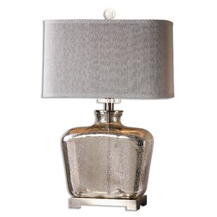 Glam table lamps youll love wayfair van 28 table lamp aloadofball Images
