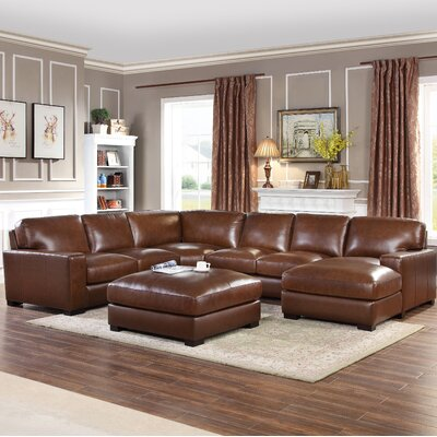 Leather Reversible Sectionals You Ll Love In 2019 Wayfair