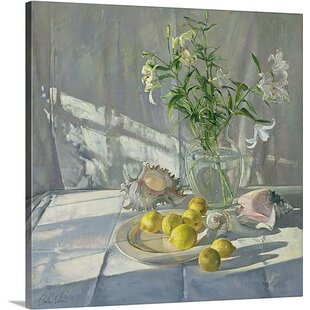 fe98ba89180 Reflections and Shadows by Timothy Easton Painting Print on Canvas