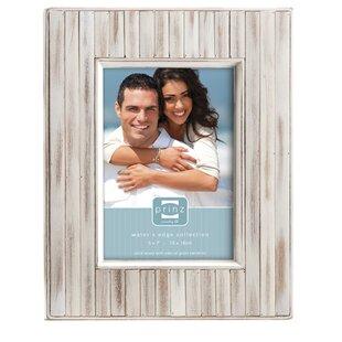 Sanibel Wash Wood Picture Frame