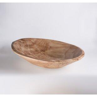 Extra Large Wooden Salad Bowl Wayfair