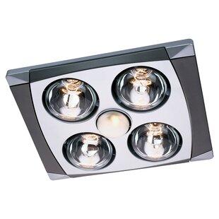 Bathroom heater fan light wayfair save to idea board aloadofball Image collections
