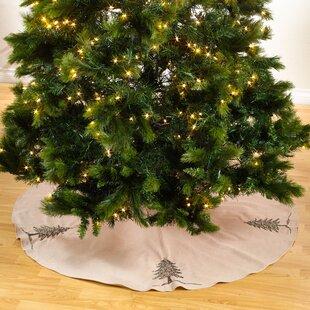 Christmas Tree Skirts You'll Love | Wayfair