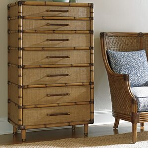 Twin Palms 7 Drawer Lingerie Chest by Tommy Bahama Home