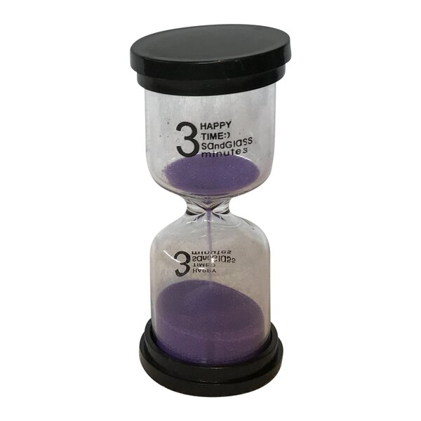 2 Minute Sand Timer | Wayfair