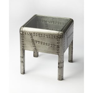 Mellie Square End Table by Trent Austin Design