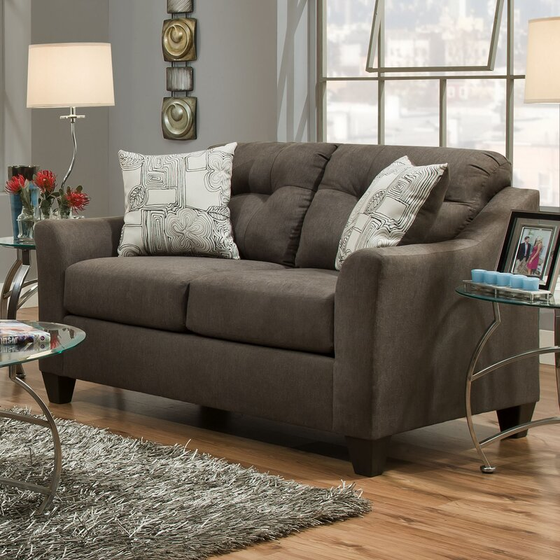 loveseat simmons by abilene of furniture and reclining room sofa lovely chestnut living
