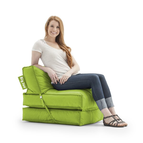 Comfort Research Big Joe Bean Bag Lounger & Reviews