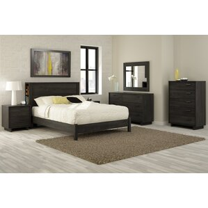 Fynn Platform Configurable Bedroom Set by South Shore