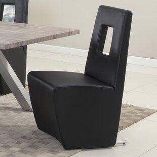 Pradnya Upholstered Dining Chair (Set of 2)