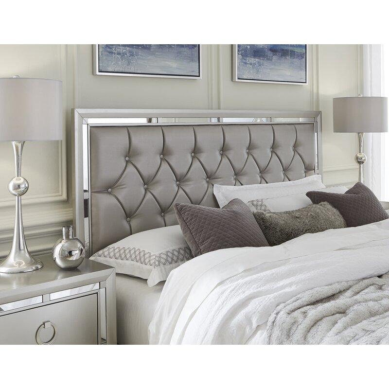 Rosaline Tufted Upholstered Panel Configurable Bedroom Set