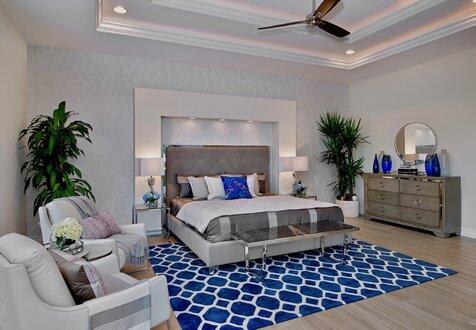 Gray Bedroom Design. Modern  Contemporary Bedroom Design Ideas Wayfair