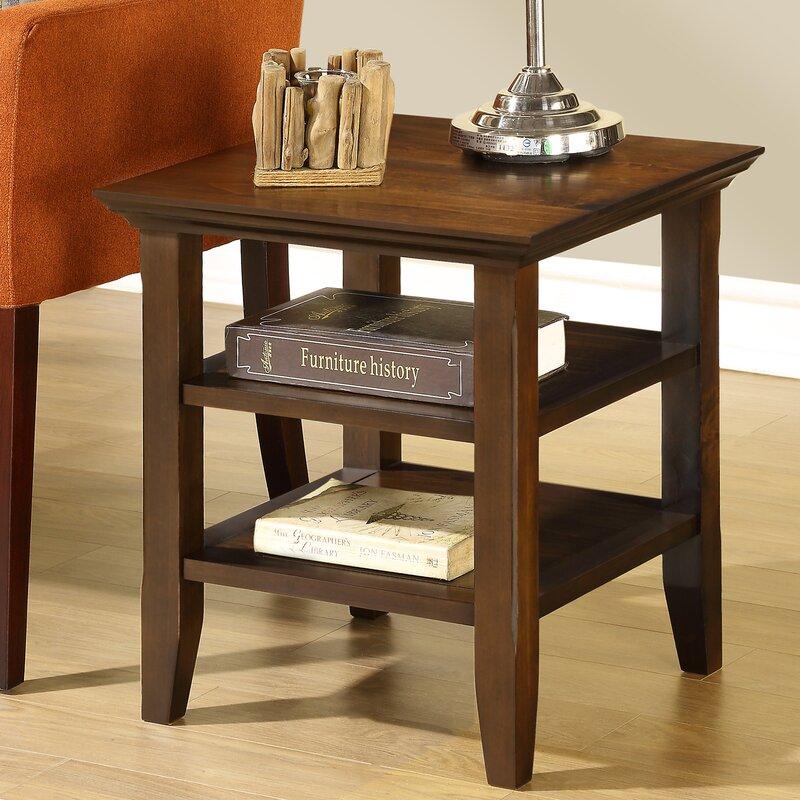 Elegant Horace End Table