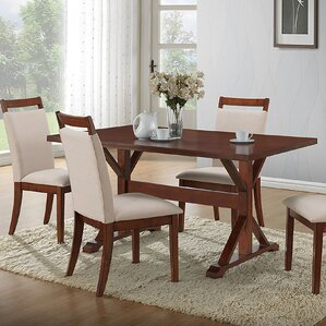 Maelynn Dining Table by Alcott Hill