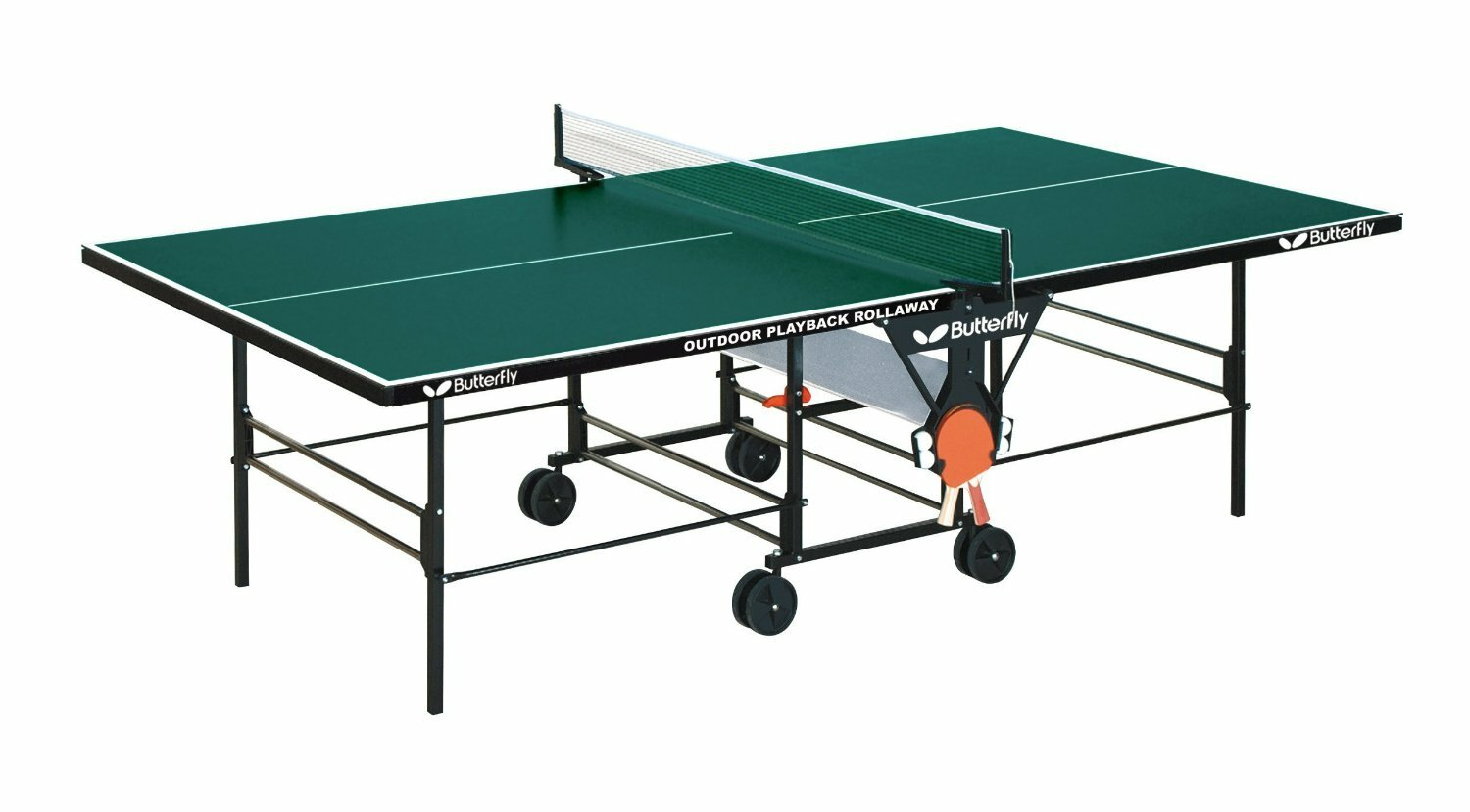 Butterfly Playback Outdoor Table Tennis Table Wayfair