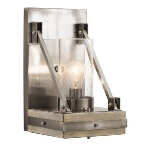 Olney Springs 1-Light Wall Sconce