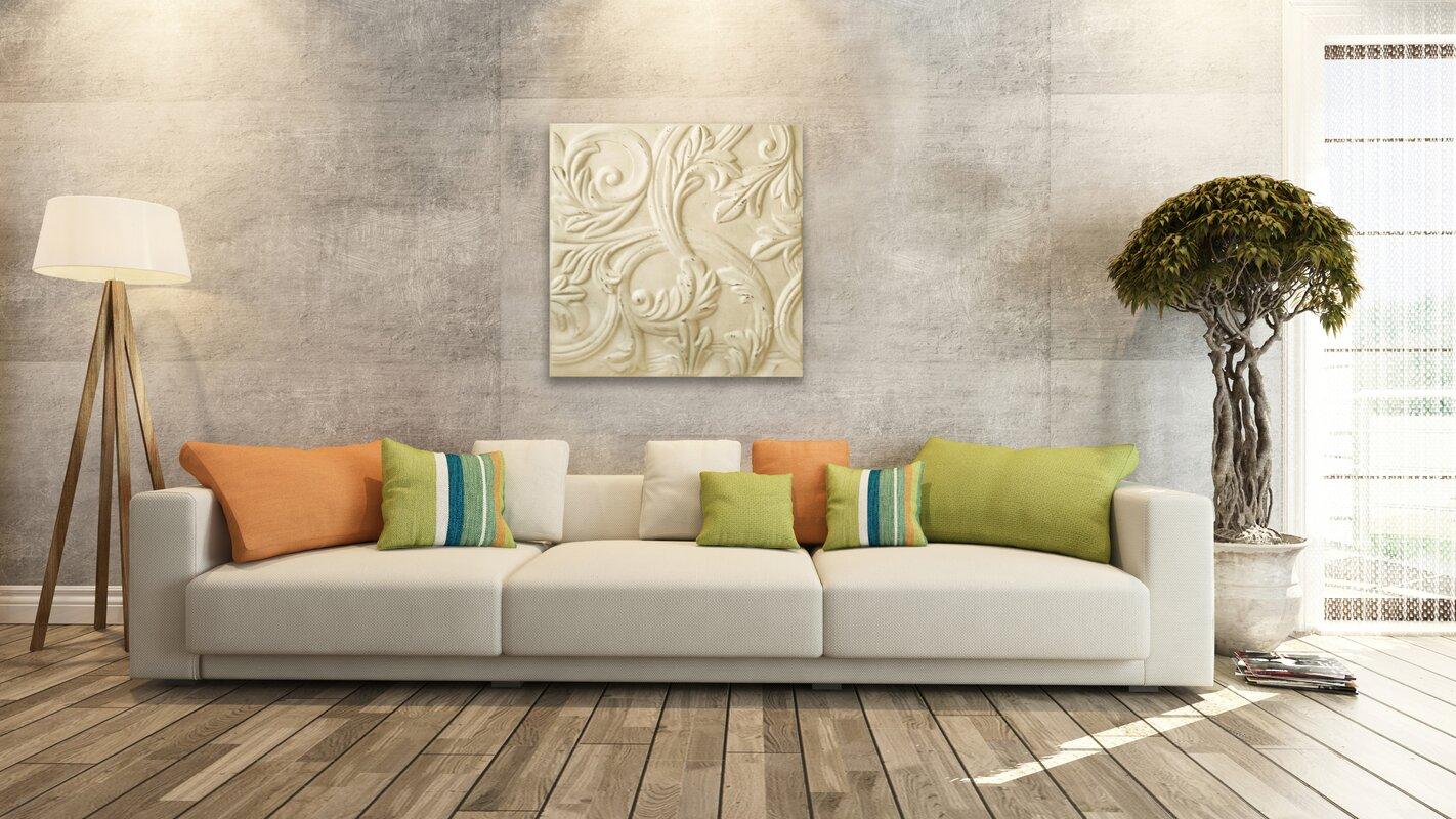 Hdc international metal swirl tin wall decor reviews for International wall decor